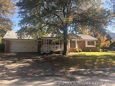 5879 S Quebec Avenue, Tulsa, OK 74135 (MLS #2104641) :: Hopper Group at RE/MAX Results
