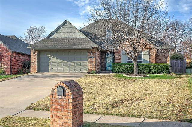 11960 S 98th East Avenue, Bixby, OK 74008 (MLS #2104650) :: Hopper Group at RE/MAX Results