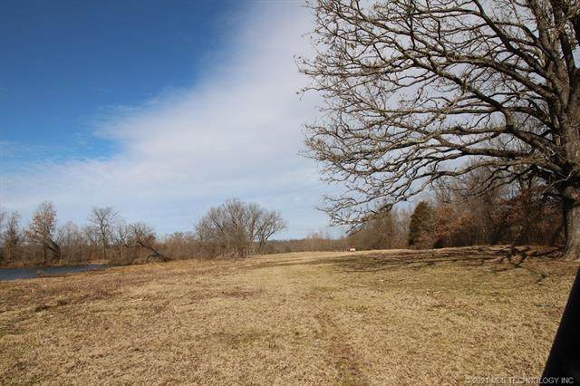 31081 Prairie Bell Road, Bokoshe, OK 74930 (MLS #2104736) :: RE/MAX T-town
