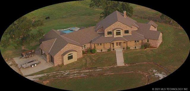 665 Mcgiboney Road, Sulphur, OK 73086 (MLS #2104801) :: Hopper Group at RE/MAX Results
