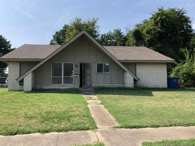 8205 E 38th Street, Tulsa, OK 74145 (MLS #2104844) :: Active Real Estate