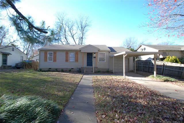 4314 S Norfolk Avenue, Tulsa, OK 74105 (#2104852) :: Homes By Lainie Real Estate Group