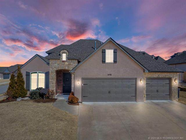 5915 S 143rd Street S, Bixby, OK 74008 (MLS #2104853) :: Hopper Group at RE/MAX Results