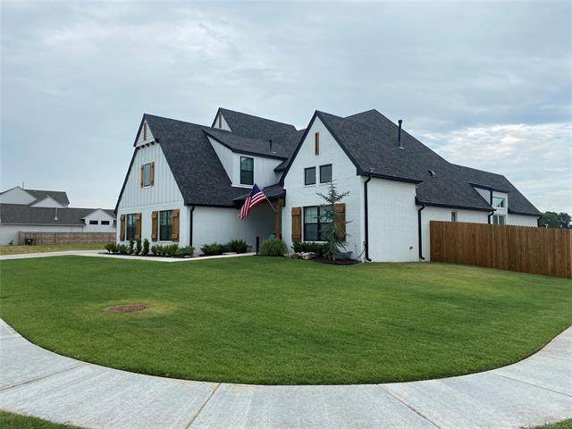 12787 S 66th Avenue, Bixby, OK 74008 (MLS #2104881) :: Hopper Group at RE/MAX Results