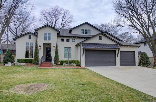 2240 S Evanston Avenue, Tulsa, OK 74114 (MLS #2104895) :: Owasso Homes and Lifestyle