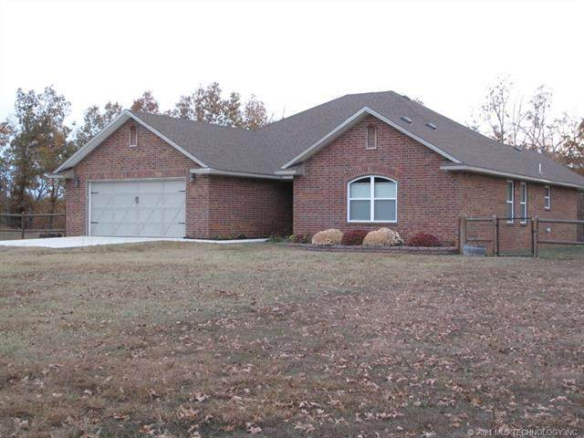 27185 S 524 Road, Park Hill, OK 74451 (MLS #2105052) :: RE/MAX T-town