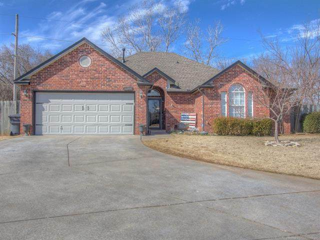 11328 S 102nd East Avenue, Bixby, OK 74008 (MLS #2105056) :: Hopper Group at RE/MAX Results