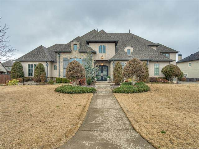 1113 W 108th Place, Jenks, OK 74037 (MLS #2105077) :: House Properties