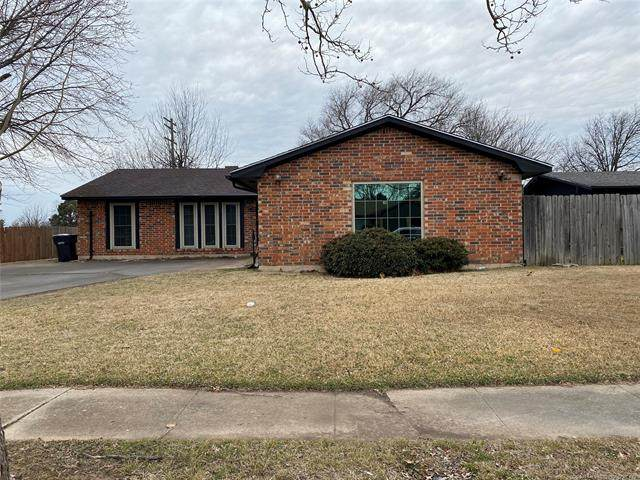 1115 Osage Street, Ardmore, OK 73401 (#2105099) :: Homes By Lainie Real Estate Group