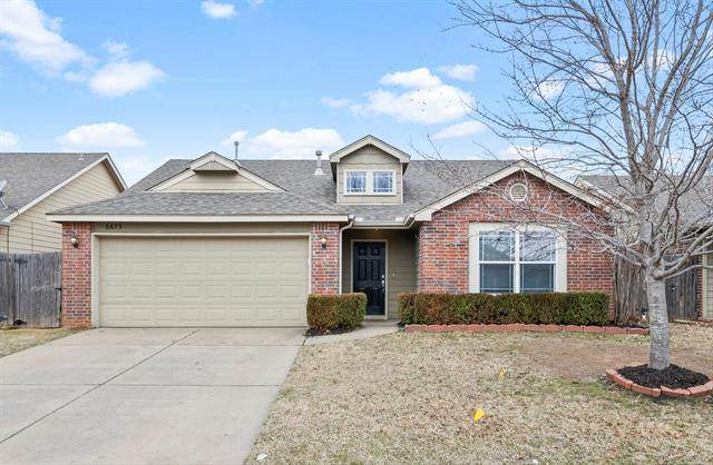 6673 E 129th Street S, Bixby, OK 74008 (MLS #2105113) :: Hopper Group at RE/MAX Results