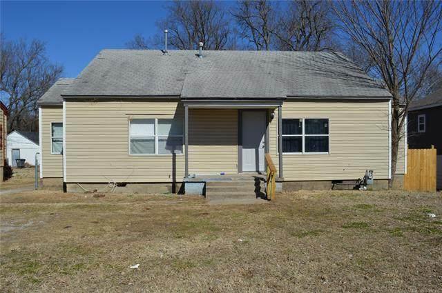 423 E Ute Street, Tulsa, OK 74106 (MLS #2105116) :: RE/MAX T-town