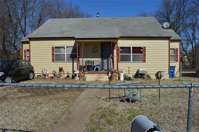 421 E Ute Street, Tulsa, OK 74106 (MLS #2105125) :: RE/MAX T-town
