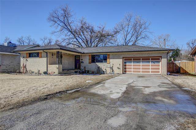 526 S 91st East Avenue, Tulsa, OK 74112 (MLS #2105138) :: Hopper Group at RE/MAX Results