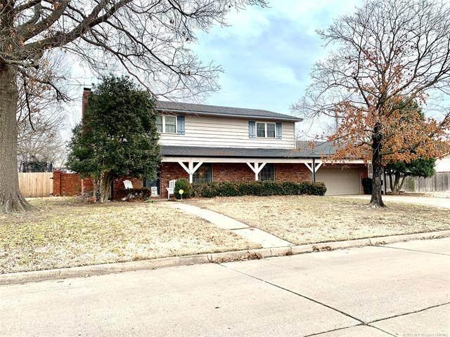 404 Queens Road, Muskogee, OK 74403 (MLS #2105155) :: Active Real Estate