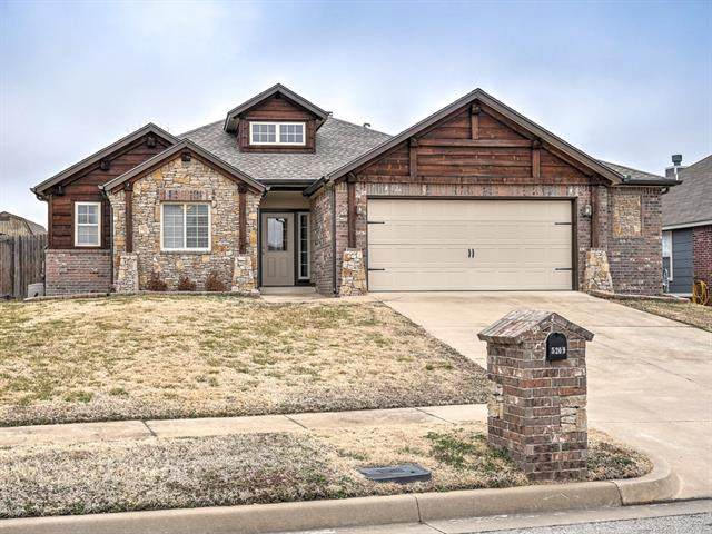 5209 Skylane Drive, Sand Springs, OK 74063 (MLS #2105165) :: Hopper Group at RE/MAX Results