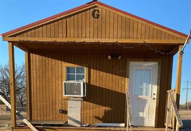 6851 Fightin Hollar Road, Wynnewood, OK 73098 (MLS #2105240) :: RE/MAX T-town