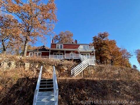 35625 Quiet Cove Lane, Vinita, OK 74301 (#2105249) :: Homes By Lainie Real Estate Group