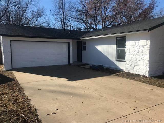 919 Cowell Street, Claremore, OK 74017 (MLS #2105250) :: House Properties