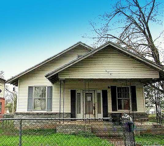608 E Caddo Street, Cleveland, OK 74020 (MLS #2105259) :: Hopper Group at RE/MAX Results