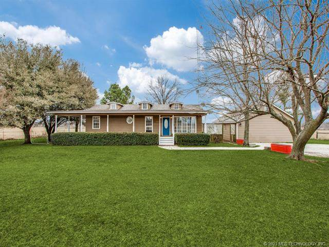 4762 State Road 70 E, Durant, OK 74701 (MLS #2105273) :: RE/MAX T-town