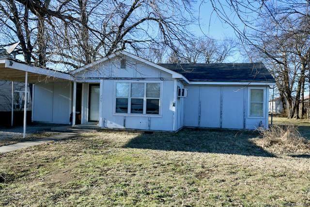 705 E Davis Street, Davis, OK 73030 (MLS #2105284) :: RE/MAX T-town