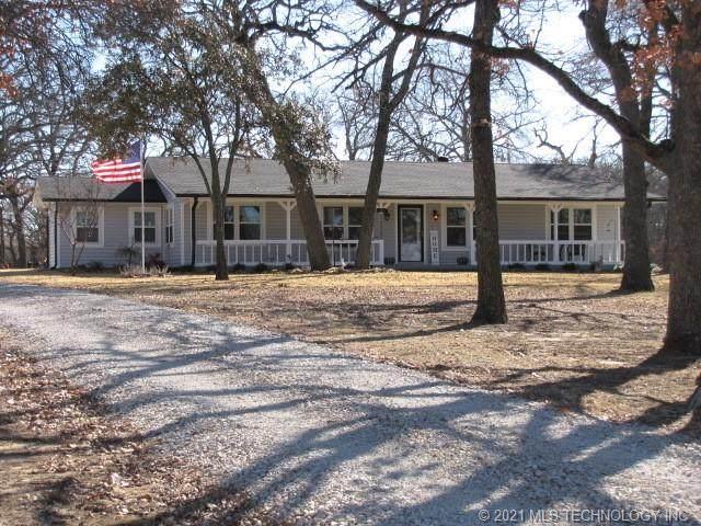 14247 N Little, Kingston, OK 73439 (MLS #2105305) :: Active Real Estate