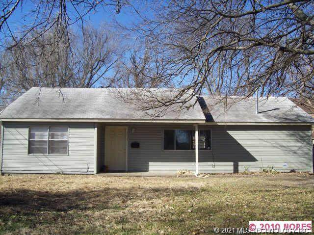 4834 S Victor Avenue, Tulsa, OK 74105 (#2105314) :: Homes By Lainie Real Estate Group