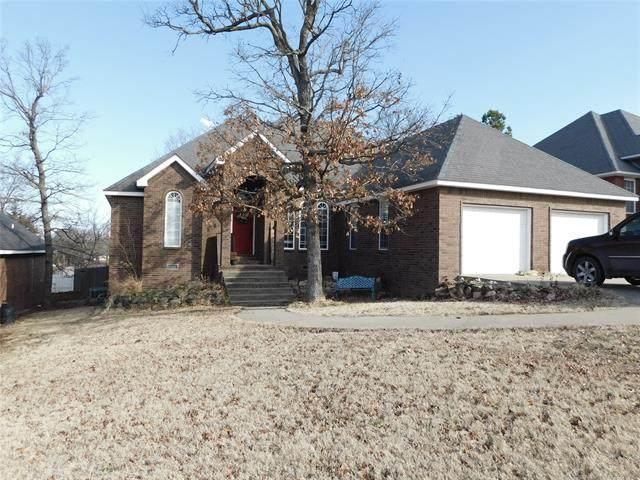 401 Oklahoma, Mcalester, OK 74501 (#2105333) :: Homes By Lainie Real Estate Group