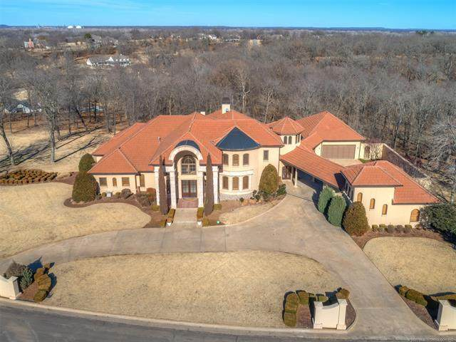 3519 Crestview Lane, Catoosa, OK 74015 (#2105365) :: Homes By Lainie Real Estate Group