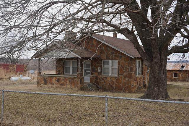 388098 E 1165 Road, Dustin, OK 74880 (MLS #2105389) :: Active Real Estate