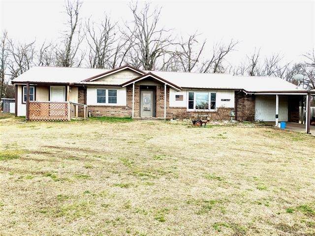 18865 E Shepherd Road, Tahlequah, OK 74464 (#2105419) :: Homes By Lainie Real Estate Group