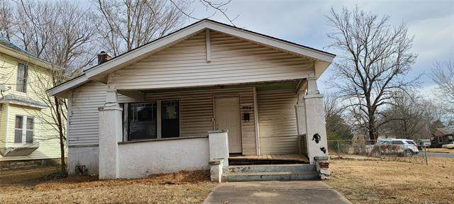 524 S 14th Street, Muskogee, OK 74401 (MLS #2105430) :: Owasso Homes and Lifestyle