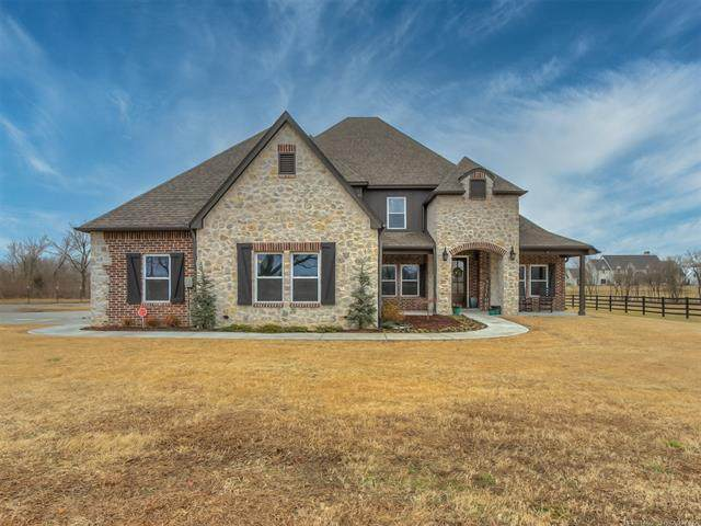 15958 S Harvard Avenue, Bixby, OK 74008 (#2105490) :: Homes By Lainie Real Estate Group