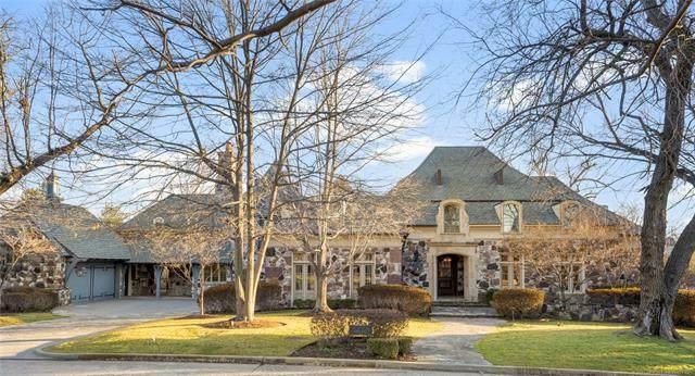 2448 E 33rd Street, Tulsa, OK 74105 (#2105491) :: Homes By Lainie Real Estate Group