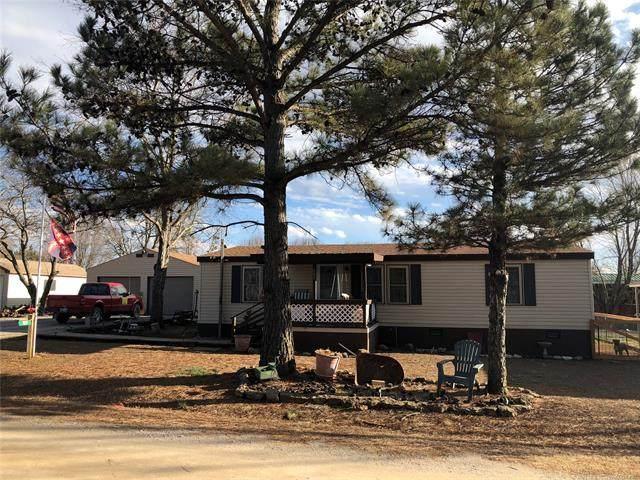 609 Terrace Place, Sulphur, OK 73086 (MLS #2105493) :: Active Real Estate