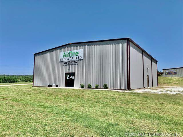 16312 County Road 1560, Ada, OK 74820 (MLS #2105513) :: House Properties