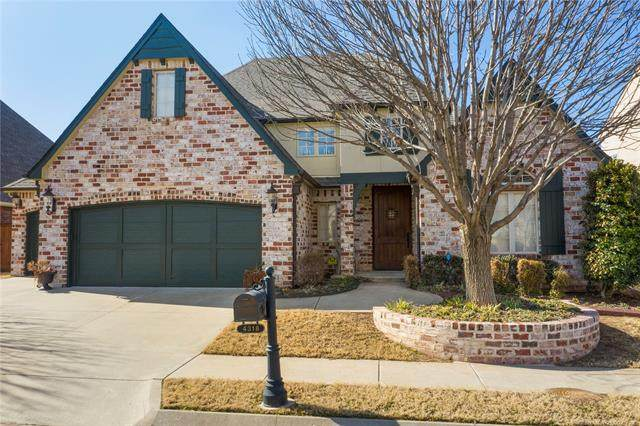 4318 E 118th Street, Tulsa, OK 74137 (MLS #2105517) :: Active Real Estate