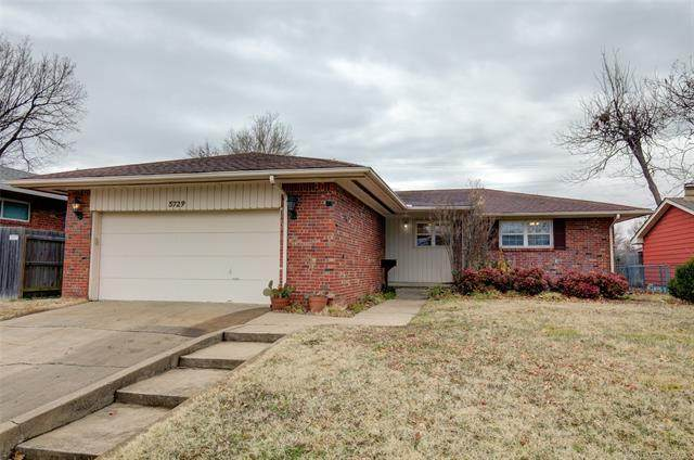 5729 E 25th Place, Tulsa, OK 74114 (MLS #2105522) :: RE/MAX T-town