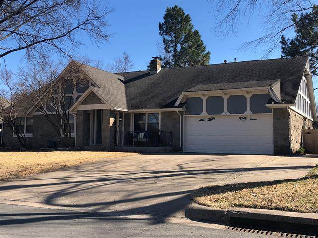 7022 E 99th Place, Tulsa, OK 74133 (#2105542) :: Homes By Lainie Real Estate Group