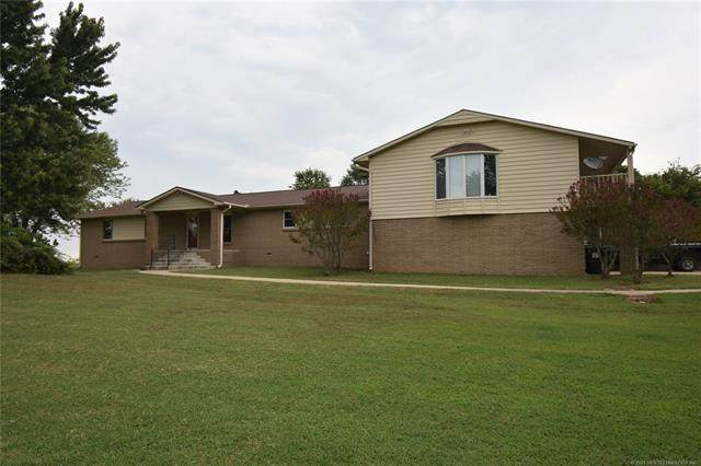 30477 S 418 Road, Inola, OK 74036 (#2105558) :: Homes By Lainie Real Estate Group