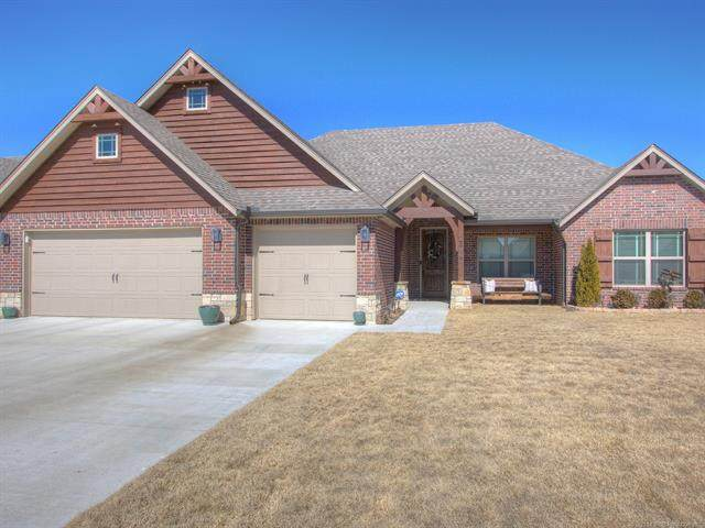 23007 E 104th Street S, Broken Arrow, OK 74014 (MLS #2105580) :: House Properties