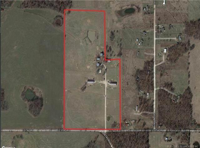 740 E 740 Road, Westville, OK 74965 (MLS #2105586) :: Active Real Estate