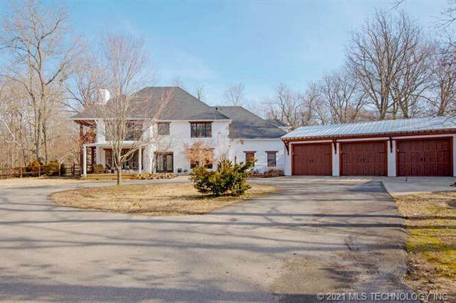 28281 E 6th Place, Catoosa, OK 74015 (MLS #2105604) :: Active Real Estate