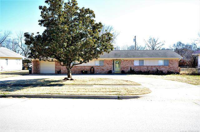 236 W 7th Avenue, Bristow, OK 74010 (MLS #2105621) :: RE/MAX T-town