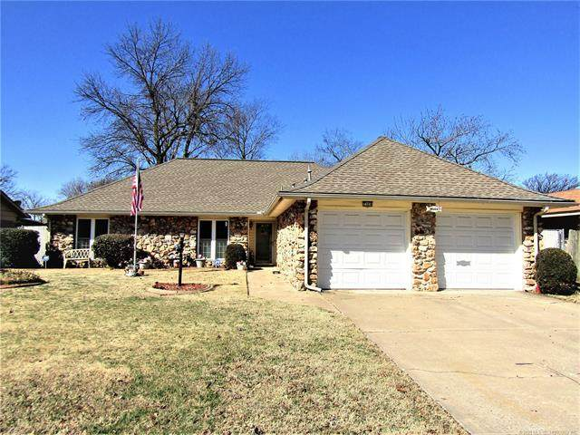 7324 S 68th East Avenue, Tulsa, OK 74133 (MLS #2105623) :: Active Real Estate