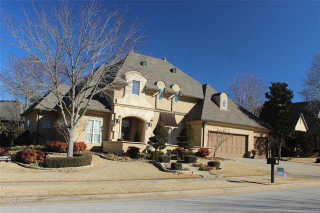 10811 S 91st East Avenue, Bixby, OK 74133 (#2105648) :: Homes By Lainie Real Estate Group
