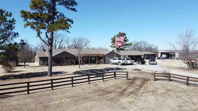 11881 N 3580 Road, Seminole, OK 74868 (MLS #2105665) :: 918HomeTeam - KW Realty Preferred