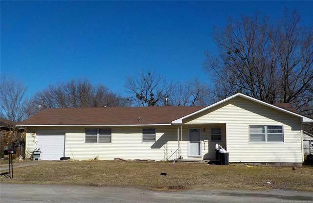 21 N Indianola Street, Pryor, OK 74361 (MLS #2105667) :: Owasso Homes and Lifestyle