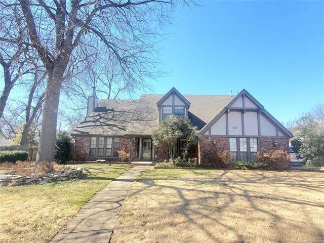 7704 S Kingston Avenue, Tulsa, OK 74136 (MLS #2105684) :: House Properties