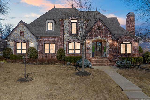 2903 E 27th Street, Tulsa, OK 74114 (MLS #2105694) :: Active Real Estate